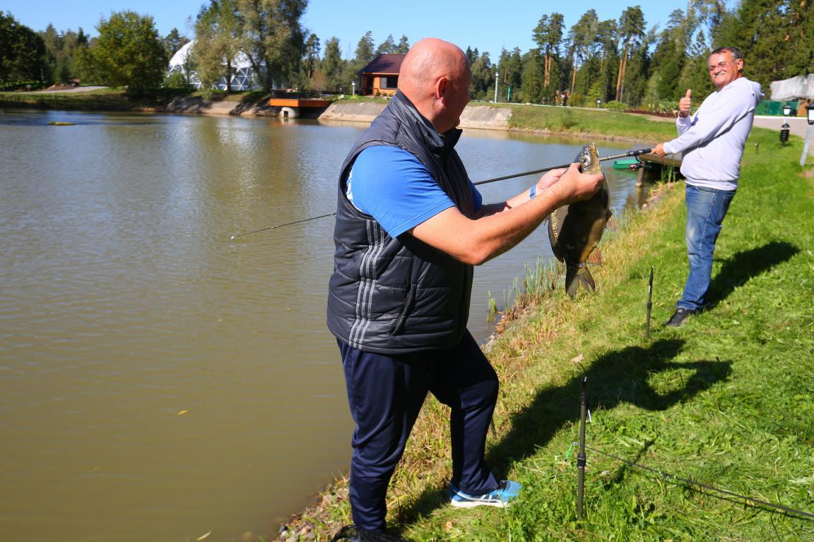 Рыбалка в Горизонте