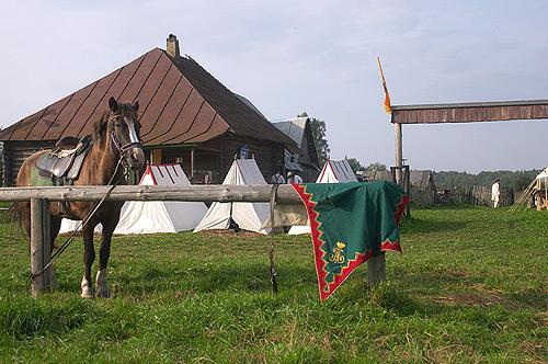Крестьянский и военный быт в Доронино
